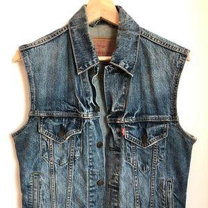 Levi's Jayden Trucker Vest